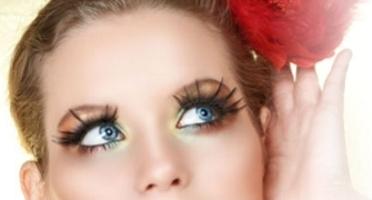 Beautiful Skin Around The Eyes