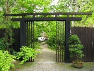 Balance In The Garden With Feng Shui