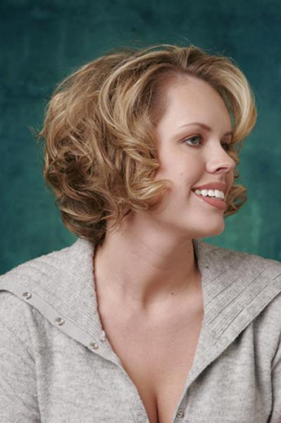 hairstyles short women. Short Blonde hairstyle