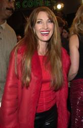 Jane Seymour With Long Brunette Hair