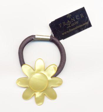 France Luxe - Daisy Pony - Yellow