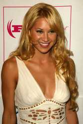 Anna Kournikova With Long Blonde Wavy Hair