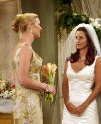 Mónica y Phoebe de Friends juntas de nuevo en una serie