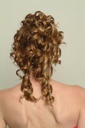 Barrel Curls & Ringlet Curls
