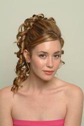 Sensational Barrel Curls Casey Updo Look 1 Hairstyles For Women Draintrainus