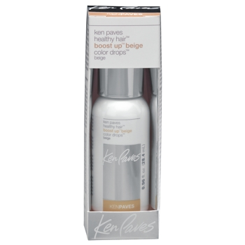 Ken Paves Healthy Hair - Boost Up Color Drops - Beige 28.4ml