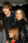 Demi Moore & Ashton Kutcher & Tuleh Willis Image 6861